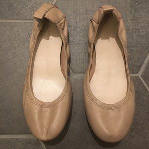 Cole Haan Ballet Flats Nude